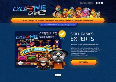 Cyclone Skill